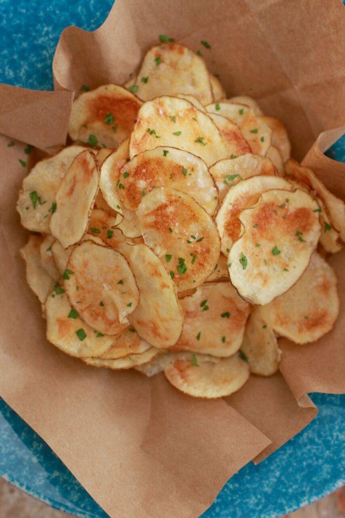 patatine- Chips-al-forno